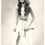 Selena Gomez_11-26-13_Palace002bw